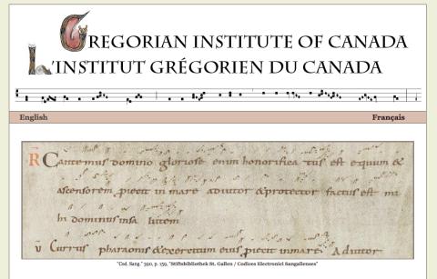 gregorian institute of canada