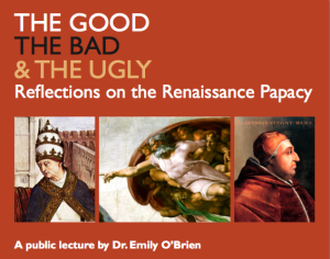emily o'brien the good the bad and the ugly